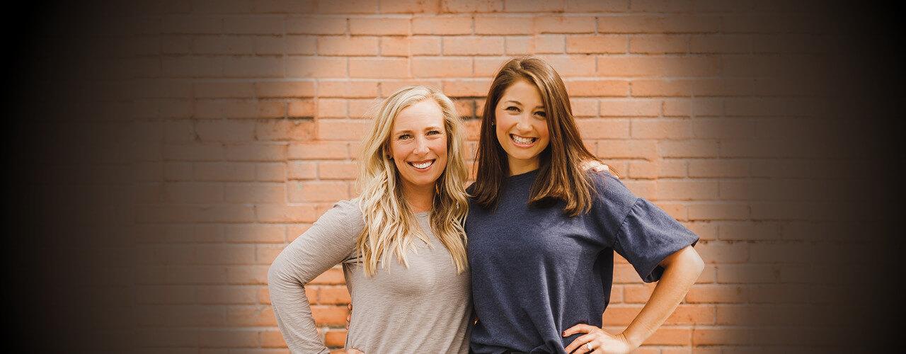 Dr. Natalie Miller and Dr. Sarah Demarest